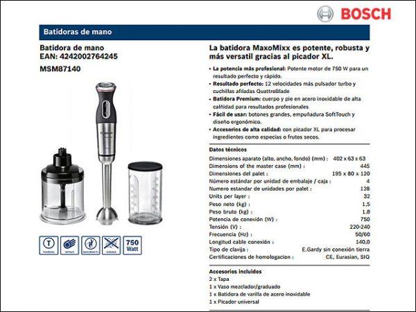 BATIDORA-PIC.-VARILLA-BOSCH-MSM87140-INOX-750W-SKYLINE