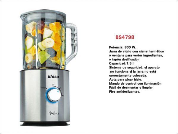 UFESA BS4798-INOX-800W