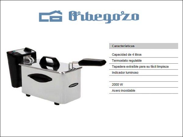 FREIDORA-ORBEGOZO-FDR45-INOX-4L