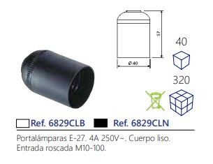 PORTALAMPARA-E-14-2A-250V-CUERPO-ROSCADO-CON-TOPE