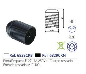 PORTALAMPARA-E-27-4A-250V-CUERPO-ROSCADO