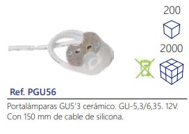 Portalámparas-GU5'3-cerámico.-GU-53-635.-12V