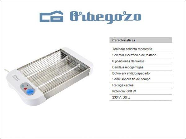 TOSTADOR-HORIZONTAL-ORBEGOZO-TO1010-600W-REGULADOR